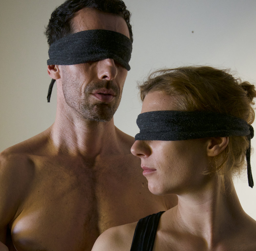 High Res Photo 2  Actors: Esther Sophia Artner & Mikaal Bates* Photo credit: Julie Deffet