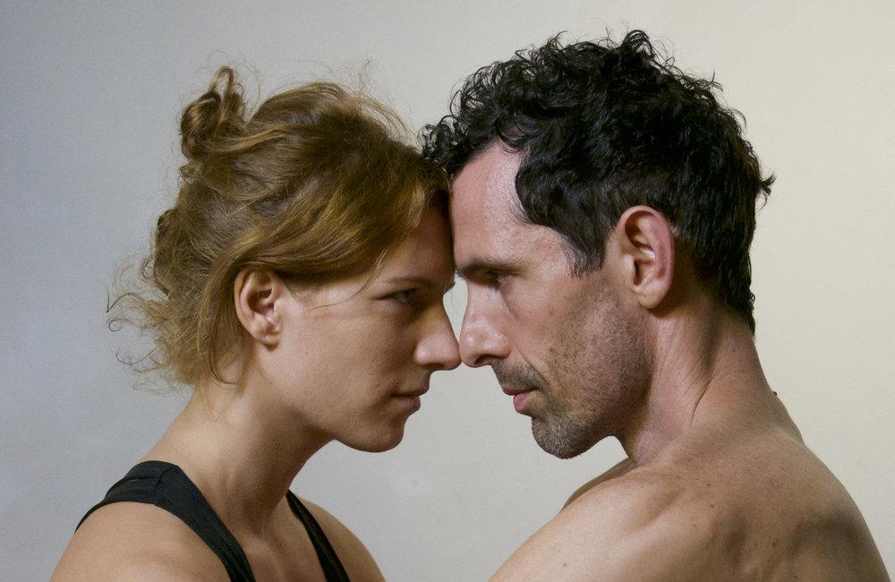 High Res Photo 3  Actors: Esther Sophia Artner & Mikaal Bates* Photo credit: Julie Deffet