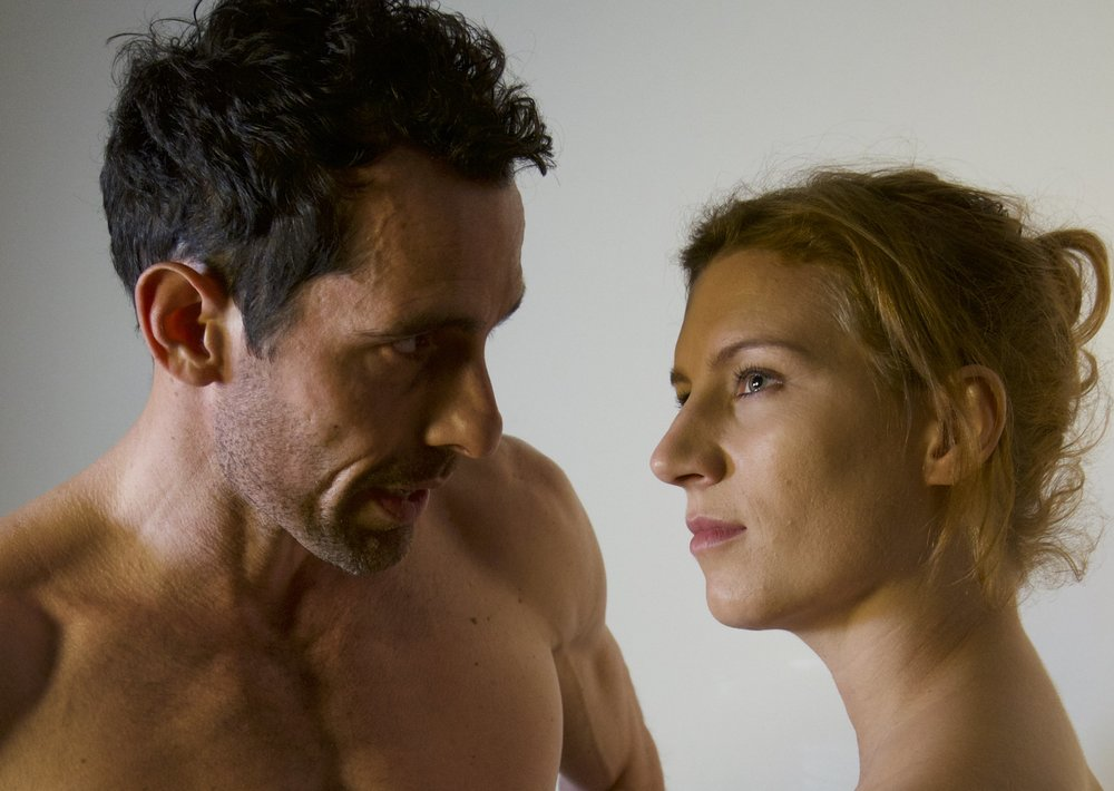 Low Res Photo 4  Actors: Esther Sophia Artner & Mikaal Bates* Photo credit: Julie Deffet