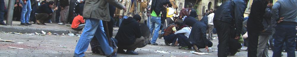 Cairo, 2011