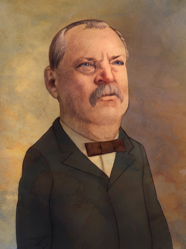 grover clevelands early life and presidency in the united states of america Stephen grover cleveland (march 18, 1837 – june 24, 1908) was an american  politician and lawyer who was the 22nd and 24th president of the united states,  the only president in american history to.