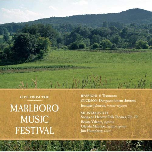 Live from the marlboro music festival - For more information or to buy this album, click here.