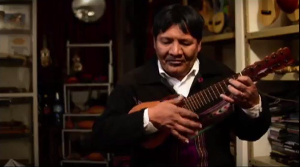 Un Dia En Bolivia - Documentary