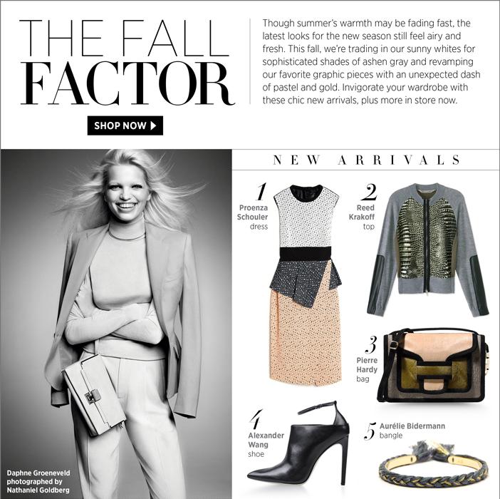 Harper's Bazaar: Product Images