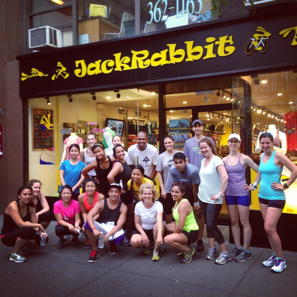 Jack Rabbit and inSHAPE Boot Camp Series, summer 2014