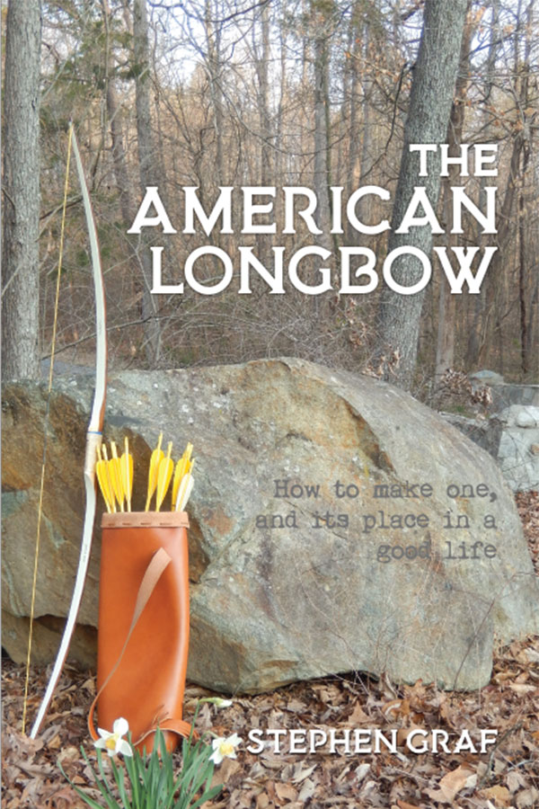 In this book you will find easy-to-follow instructions for making your own American Longbow from scratch, and advice on how to shoot it.