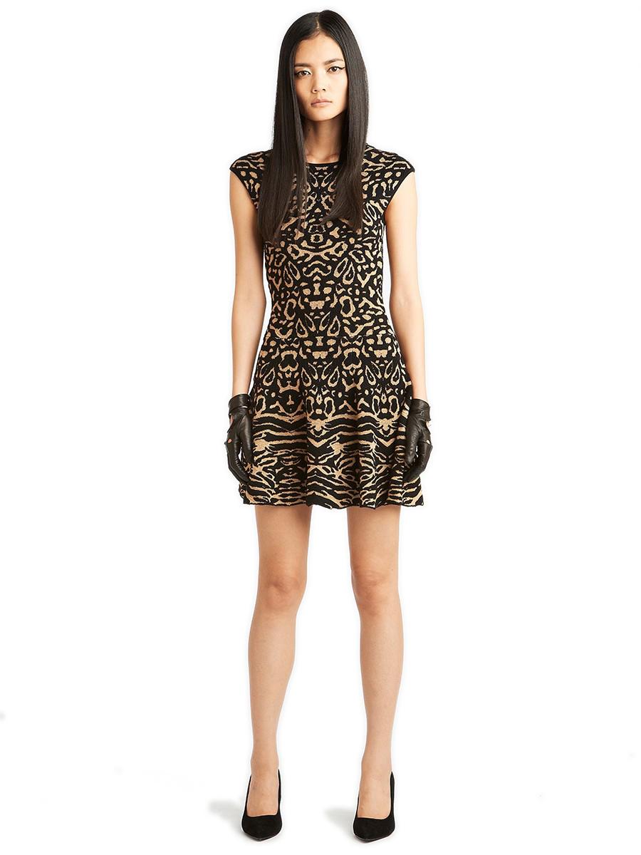 Malu Dress Jacquard $378
