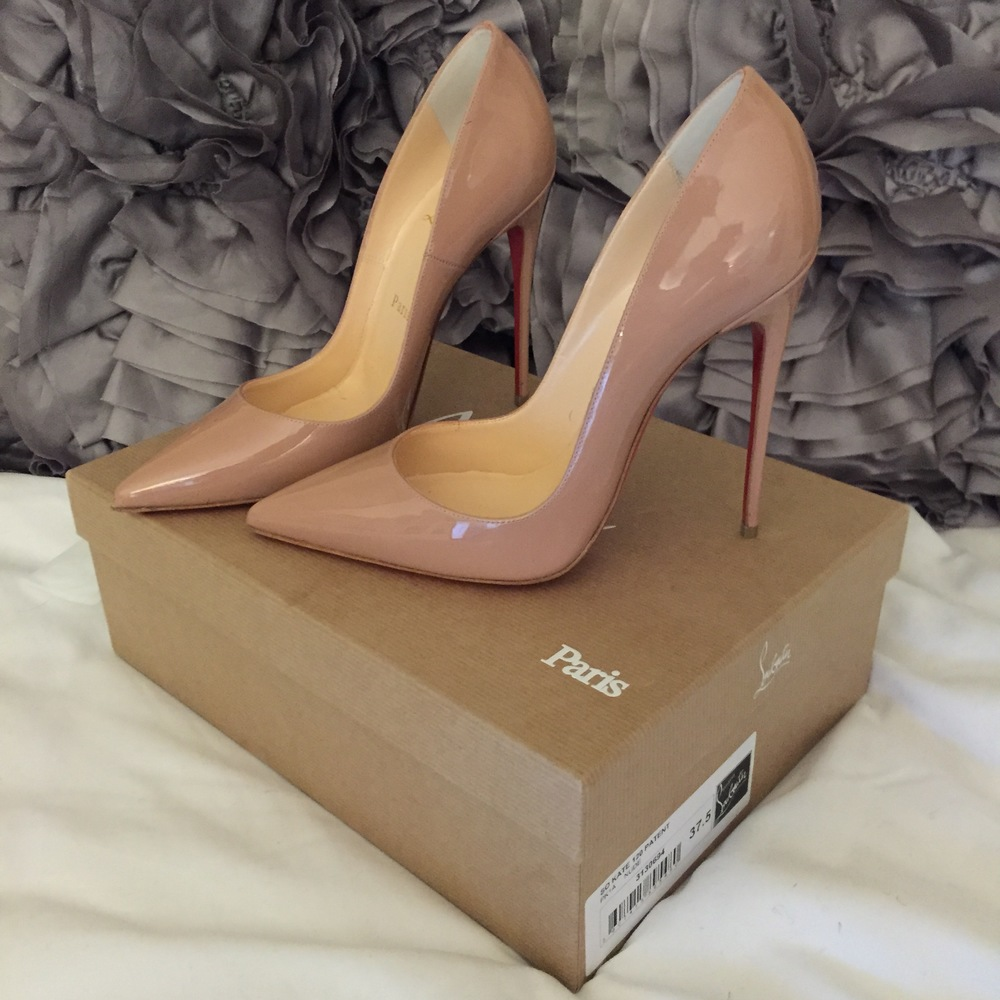louboutin so kate patent price