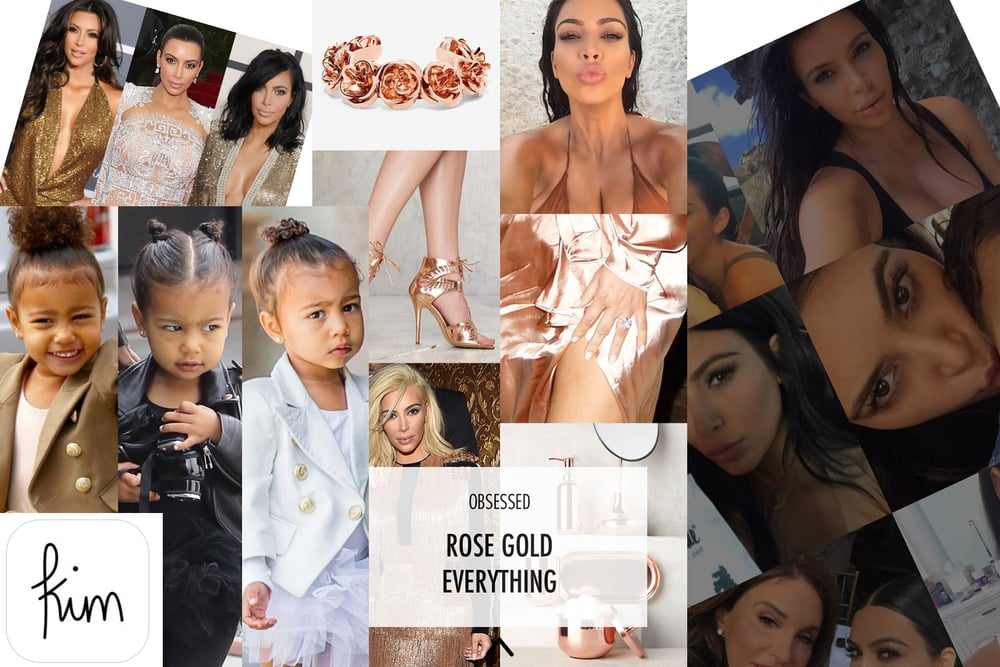 Images via Kim Kardashian App