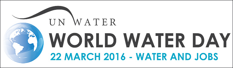 world water day - Jobs That Make A Difference In The World