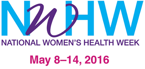 National Women's Health Week