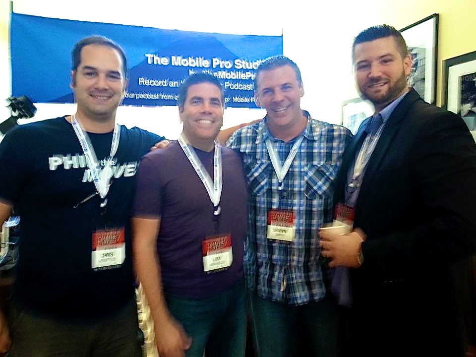 Chris Krimitsos, Lou Mongello, Shawn Smith, John Dennis