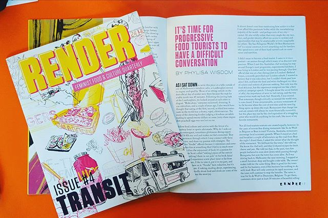 Hey readers! Issue #4: TRANSIT has been out of stock for a while, but guess what? We just found 10 extra copies! Head over to our shop to get one before they're gone!