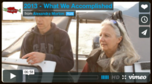 Alexandra Morton - 2013 - What We Accomplished