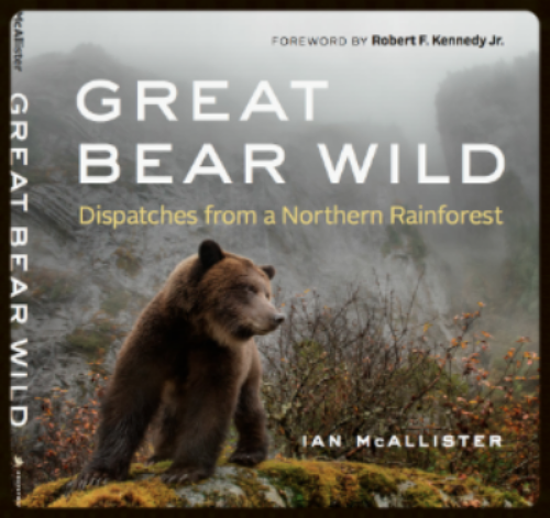 Great Bear Wild by Ian McAllister.  Short video to accompany book launch.