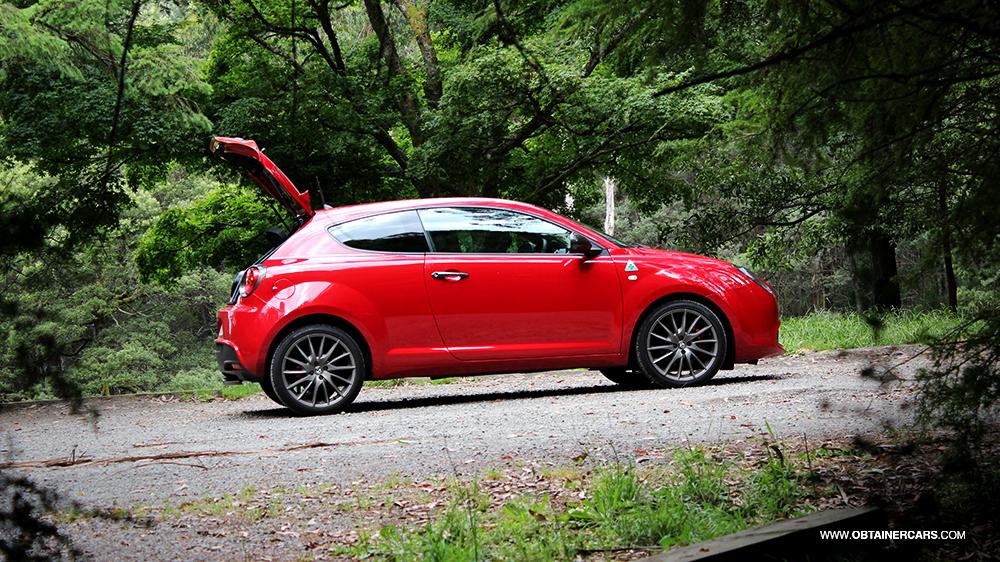 Driven - Alfa Romeo MiTo QV � The Obtainer
