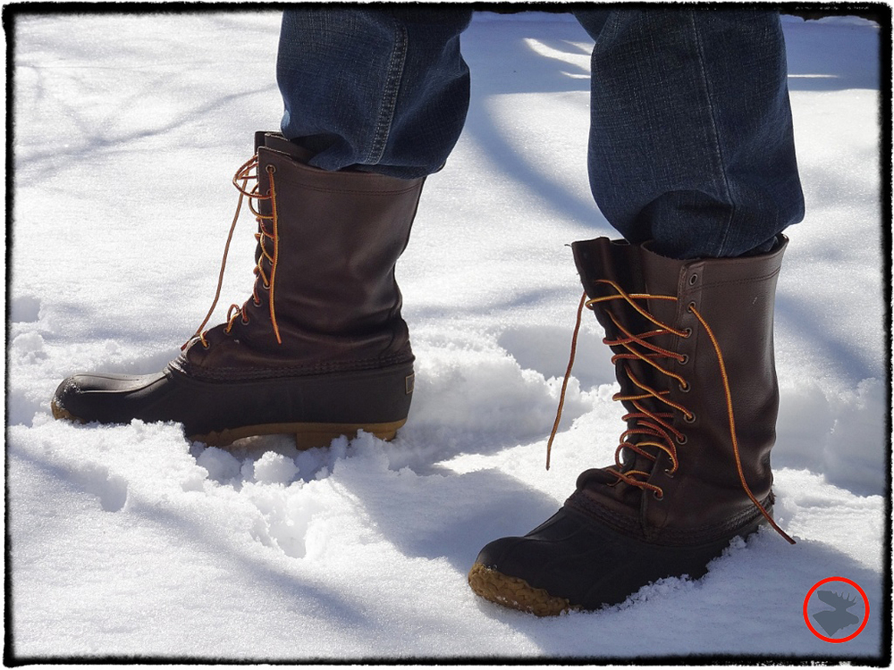 The Original L.l.bean Boot >> Boots for the Slop — Bull Moose Patrol