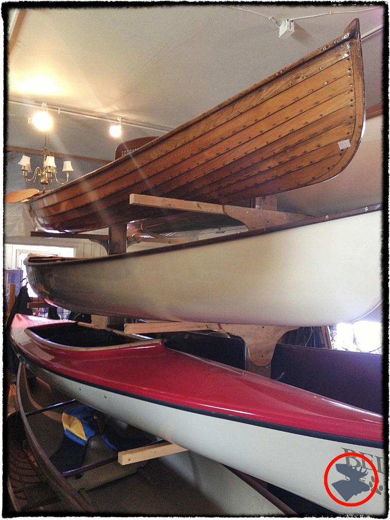 Carl's Paddlin Canoes
