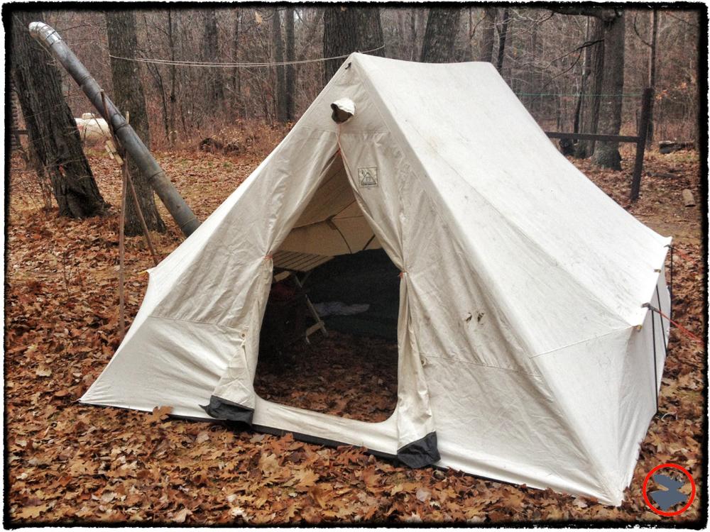 Bull Moose Patrol on the Winter Camping Symposium Oct  23