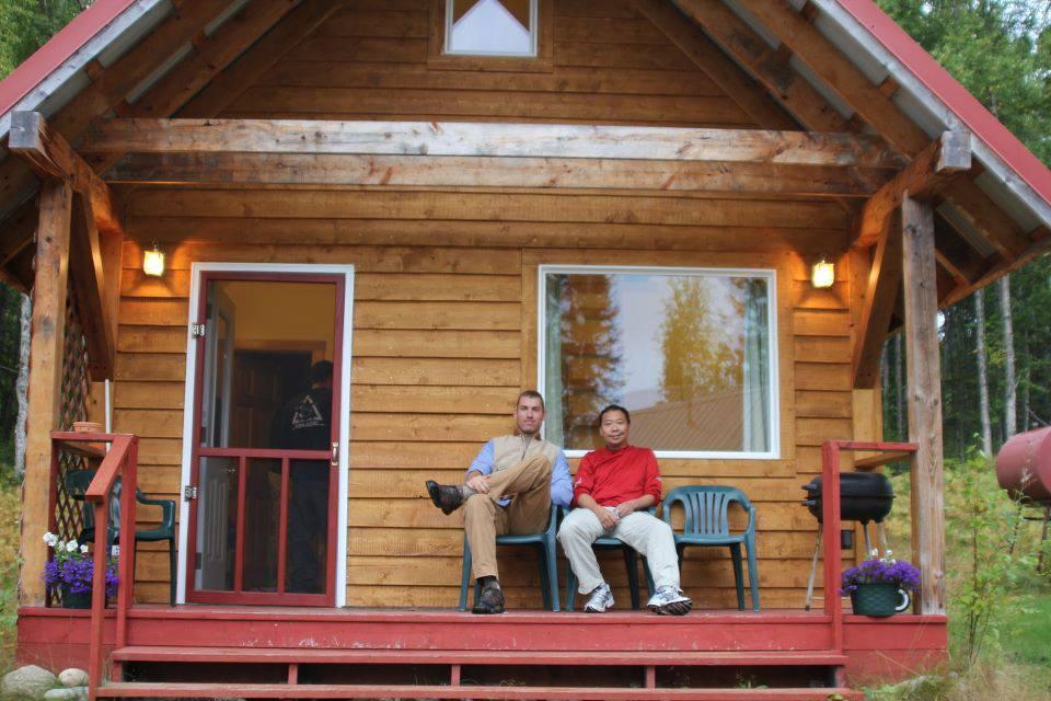 Alaska OffTrail Backcountry Backpacking in Denali National Park