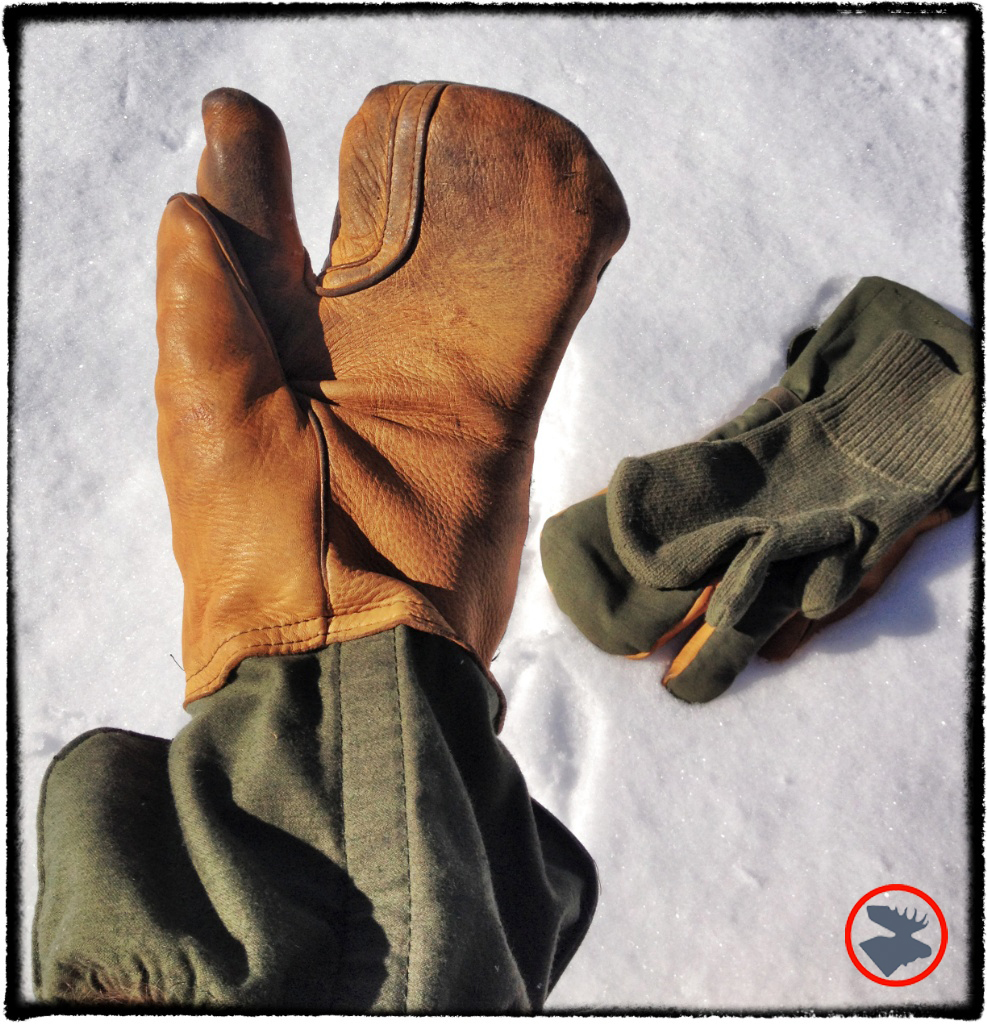 Warm Hands in the Deep Cold — Bull Moose Patrol