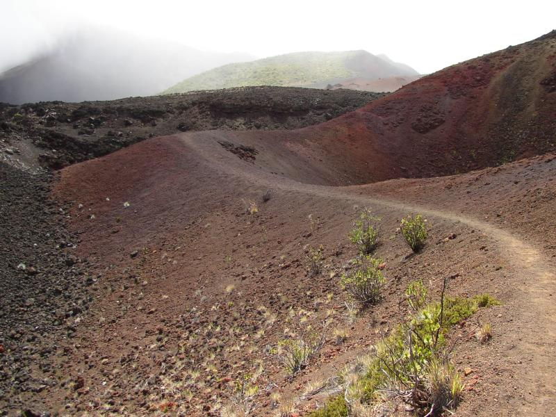Mt. Haleakala |  Photo credit: Nat'l Park Service