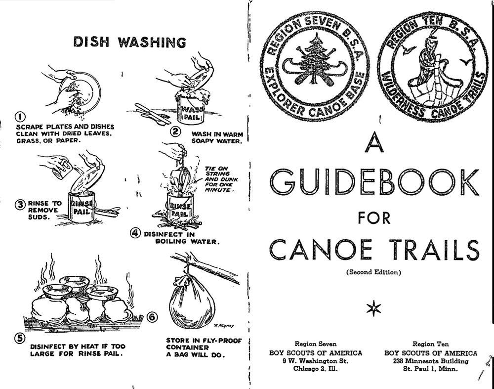 Canoe Base Guide Book
