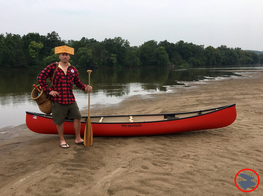Paddling the Wisconsin River | BullMoosePatrol.com