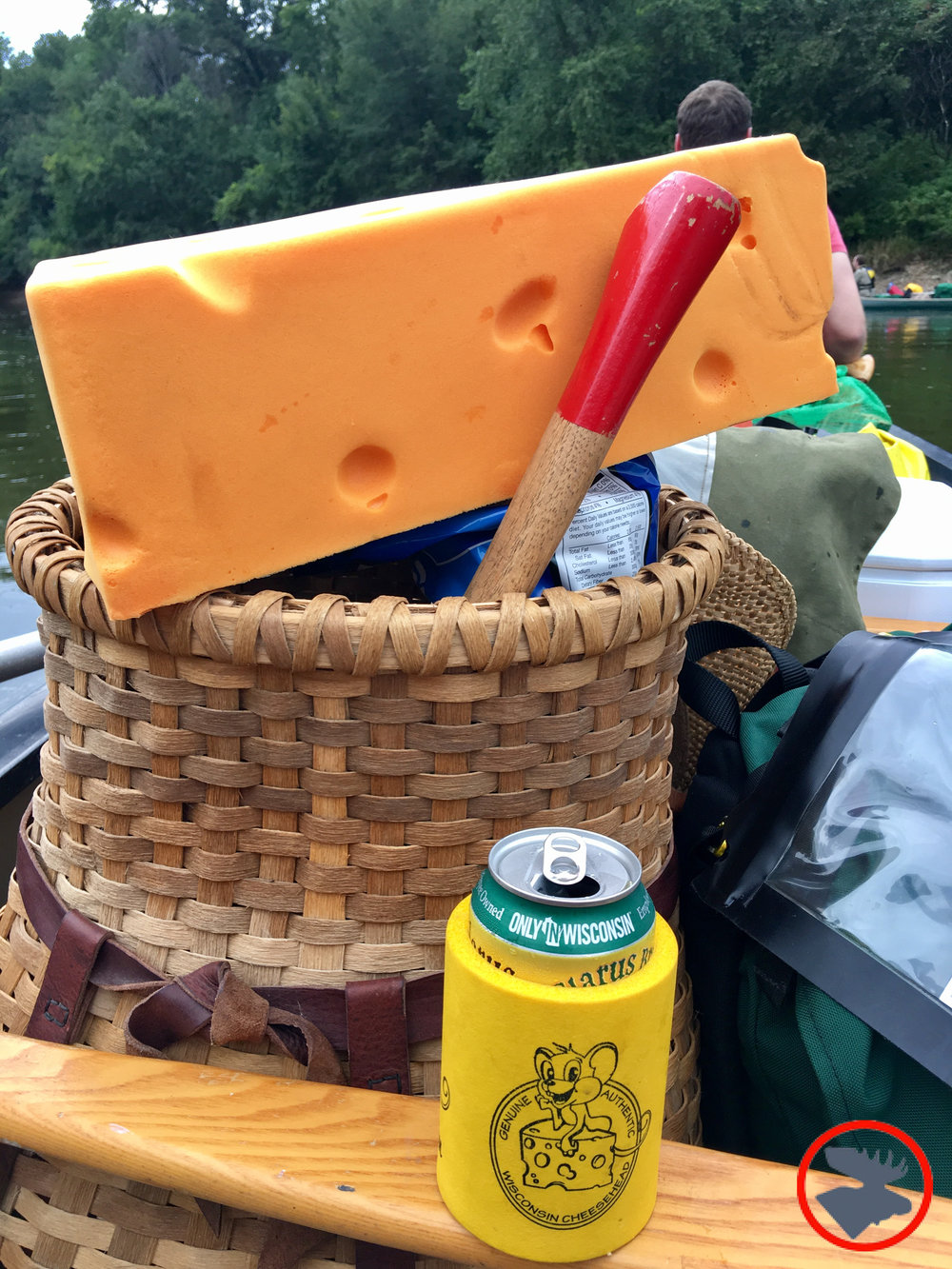 A few essentials for paddling the Wisconsin River.