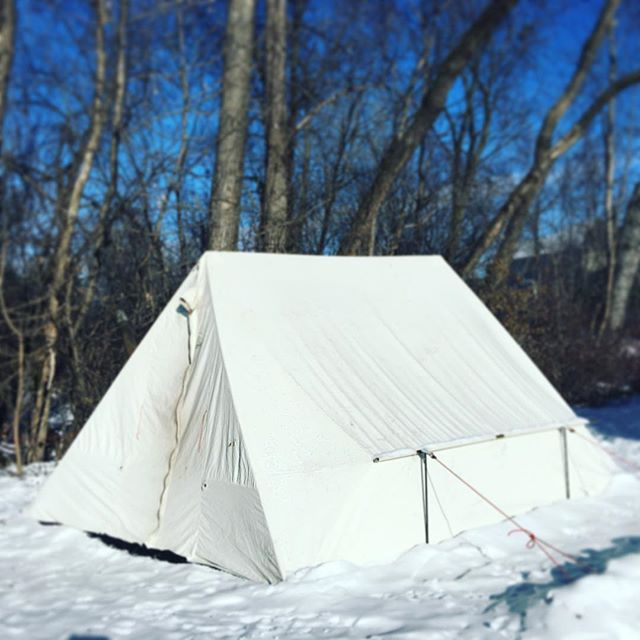 VRBO/AirBnB: Minneapolis area rental now available for Super Bowl weekend!  130 sq. ft., 1 BD, 0 BA (short & easy hike to open-air, eco-immersion, all-natural latrine). Amazing fireplace, open floor plan, and airy with arctic white canvas walls.  Add'l BRs available for a fee (renter must also help shovel snow req'd. to build quinzhee snow shelter for add'l rooms). : : #Super Bowl #tailgateprep #onlyinmn #snowtrekker #homeawayfromhome #getoutside