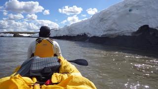 Headwaters of the Noatak River.  Photo courtesy of Bob O'Hara.