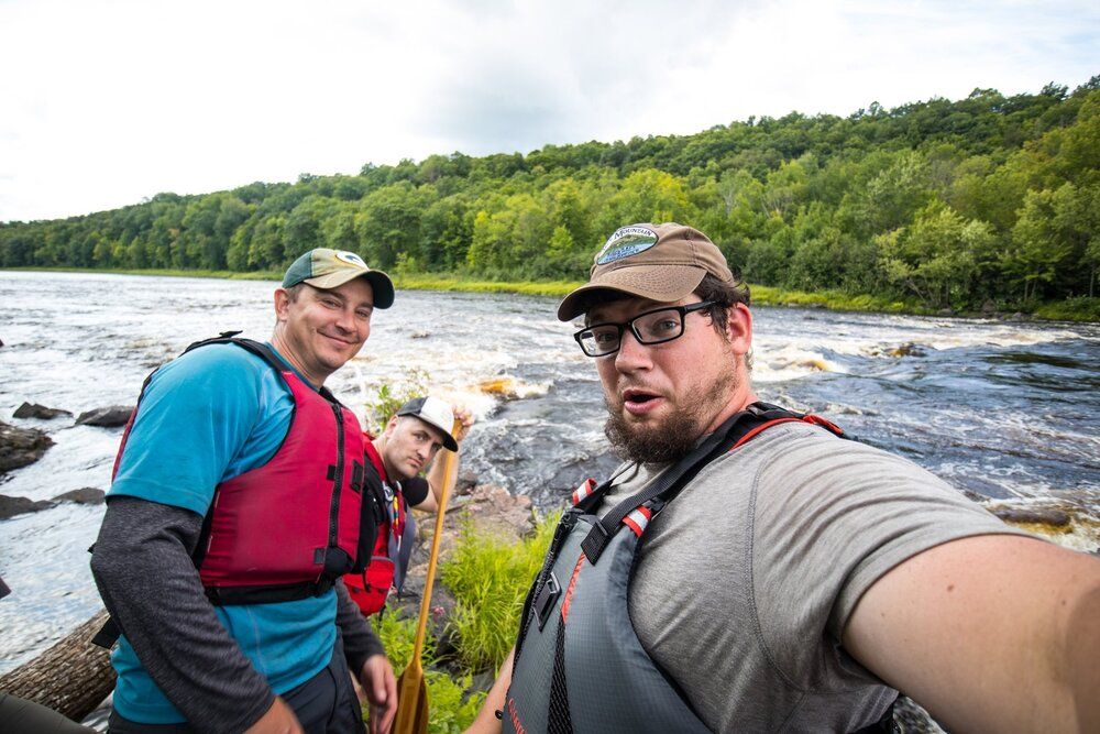 On Wisconsin! Canoe Camping the Wisconsin River — Bull Moose