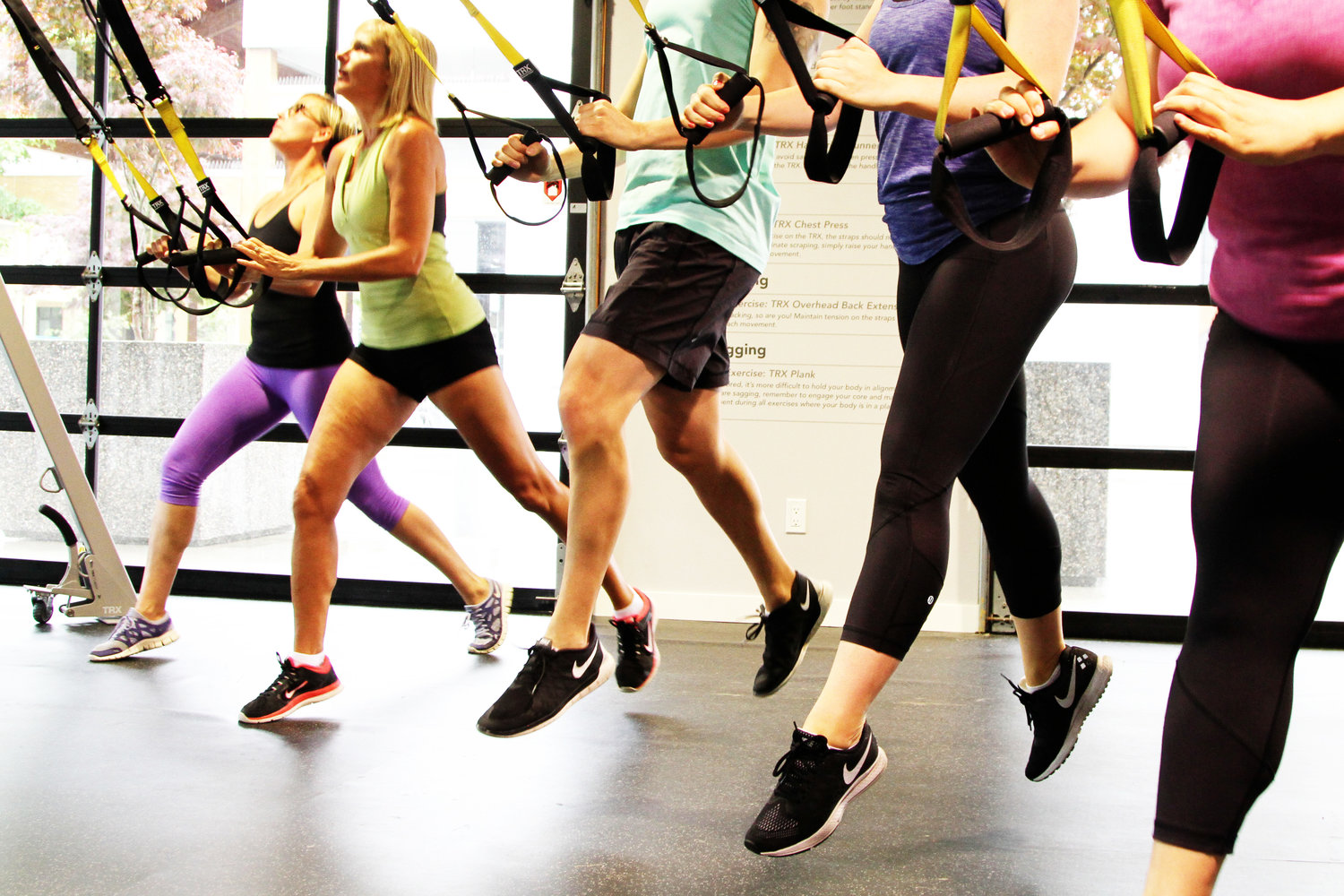 4 Benefits Of Trx Suspension Training True Conditioning The Totalbody Circuit Workout You Can Do While Travel