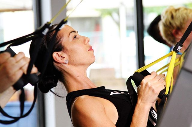 How was your weekend?⚡️ Looking to give TRX Training a try but don't know where to start? 🙌 Contact us to schedule a complimentary TRX Orientation with one of our personal trainers!🔥 ____________________________  #trueconditioningTRX #healthyish #livehealthylovedeeply #livehealthylivehappy #livehealthymovement #fitnesspro #TRXTrainer #livehealthybehappy #girlswhoworkout #trxsuspensiontraining #trxworkout #trxfollowtrain #trysomethingnew #livewellglobal #livewelleatwell #thesweatlife #thesweatlifeyvr #core