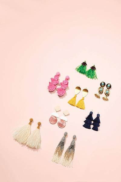 """8 Bold Earrings for Spring,"" Austin Monthly Online"