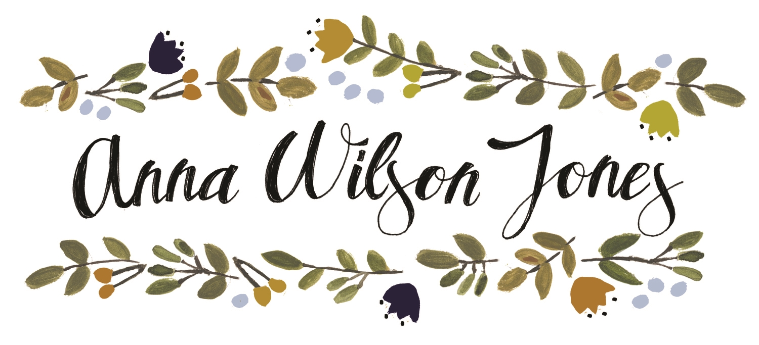 Anna Wilson Jones - Official Website