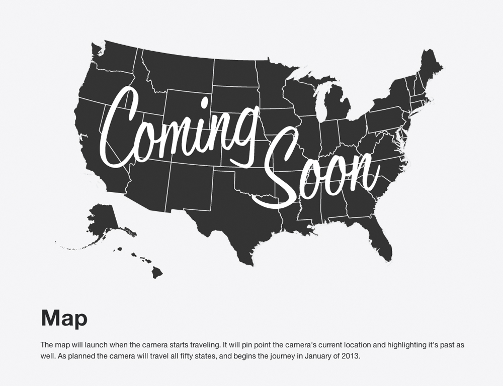 Coming Soon Map
