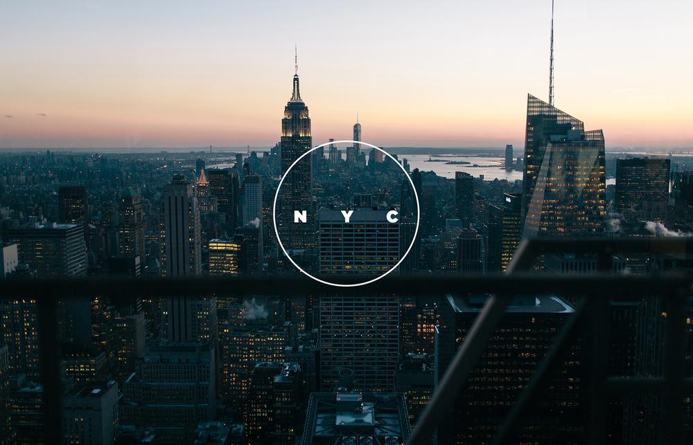 NYC - Original Photo & Design