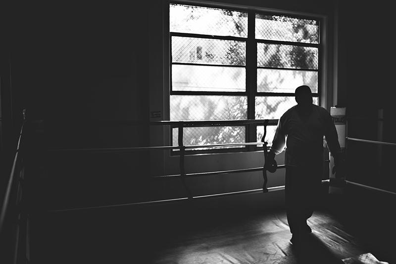 Fight Club || Dishman