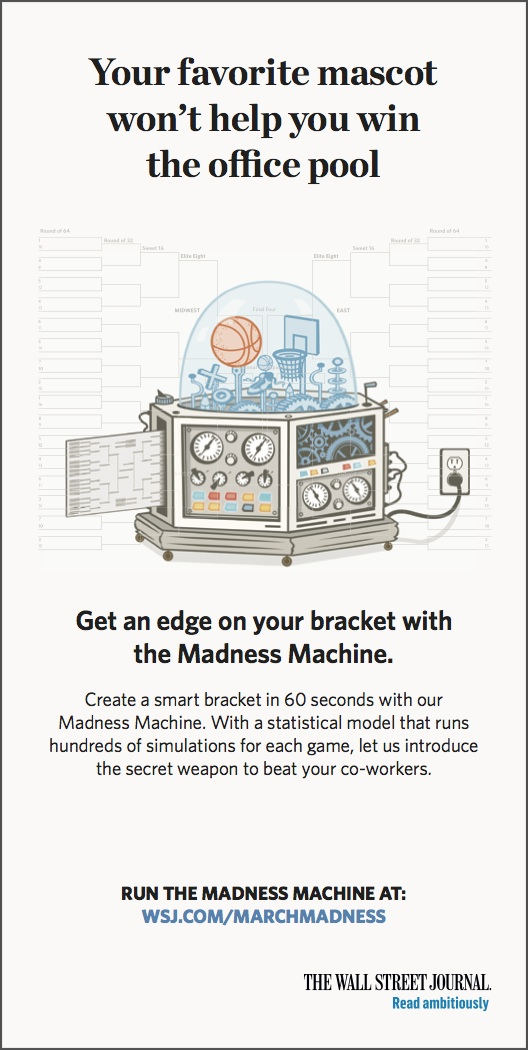 March Madness Print