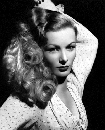 Hollywood Glamour Girls - Veronica Lake