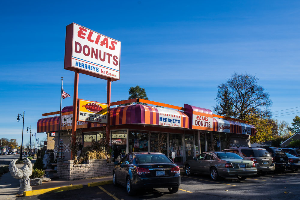 Elias Donuts 19231 Grand River Ave, Detroit, MI 48223