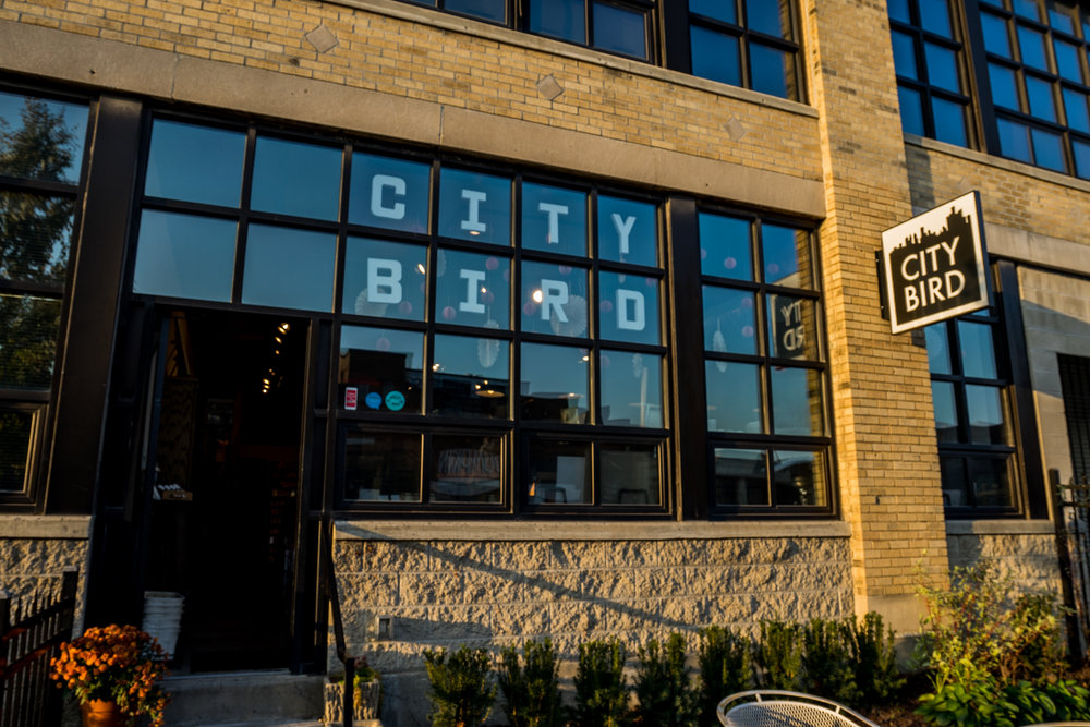 City Bird   460 W Canfield St, Detroit, MI 48201