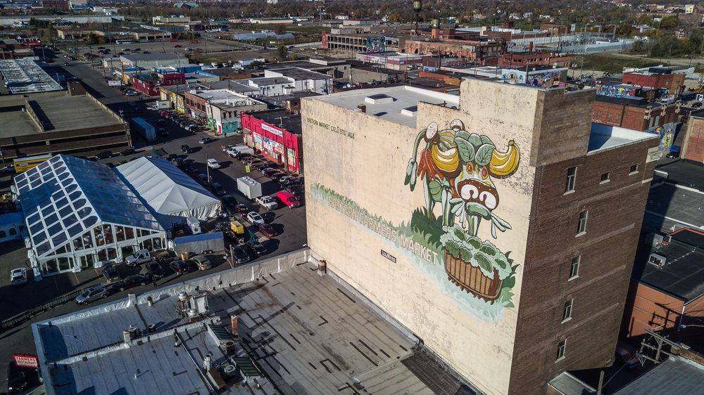 Eastern Market Detroit, MI