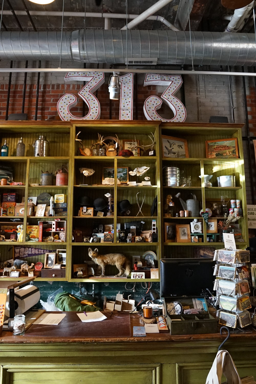 The Detroit Mercantile Co 3434 Russell St, Detroit, MI 48207