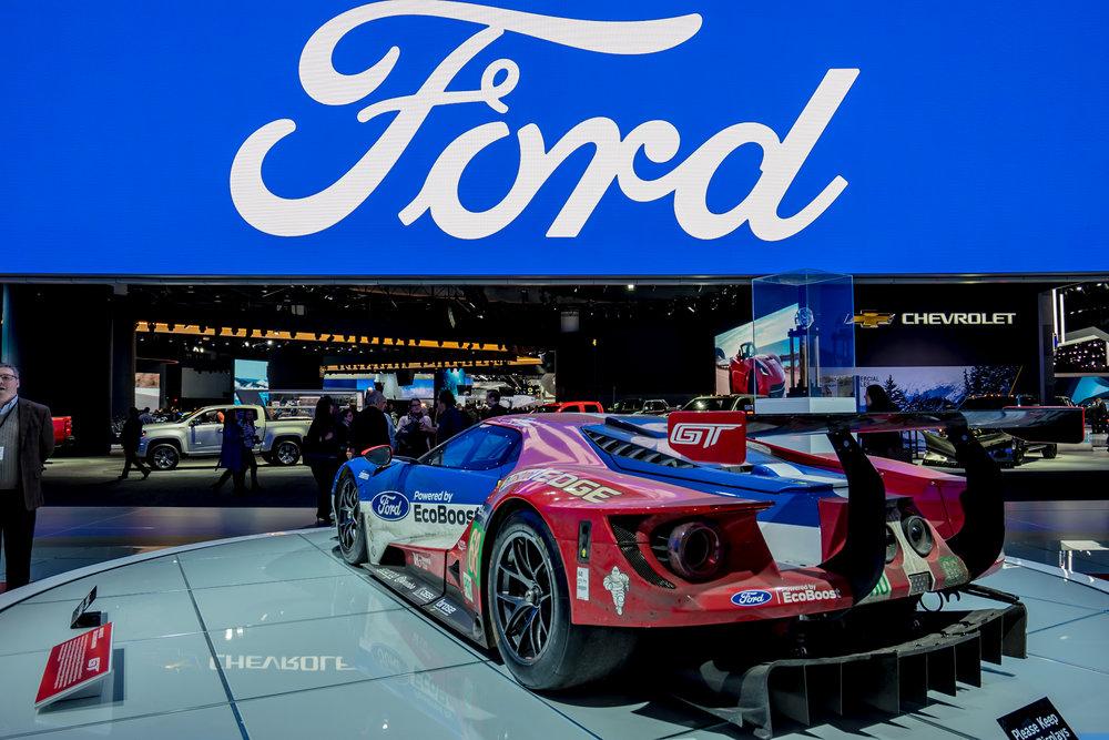 Ford GT IMSA Race Car