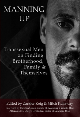 """Manning Up"" edited by Zander Keig & Mitch Kellaway"