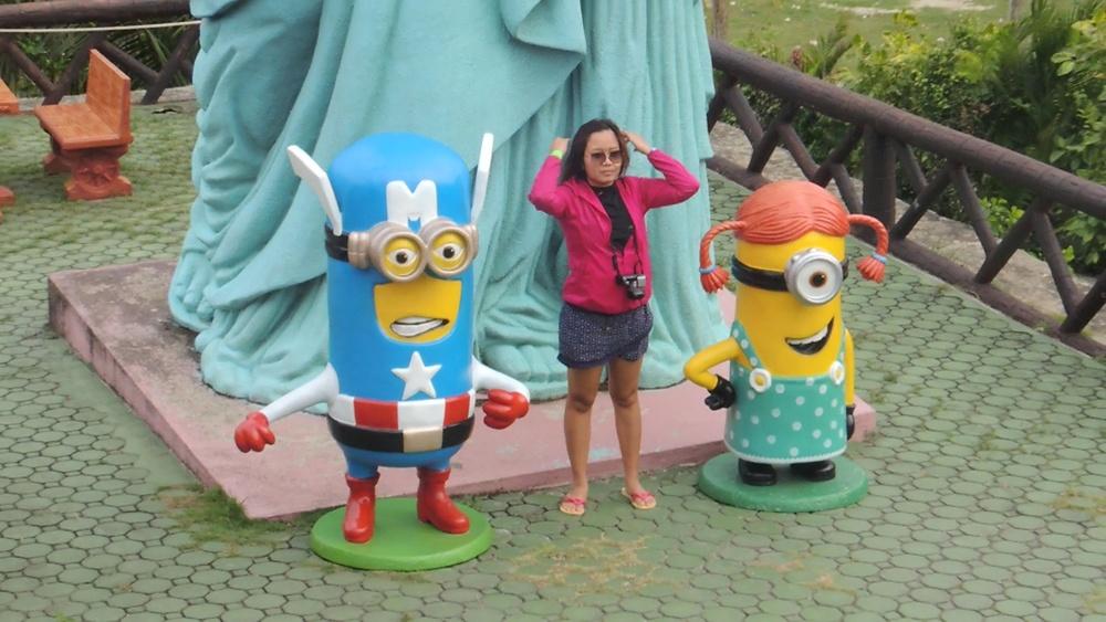 Hannah's Resort Ilocos Norte Minions