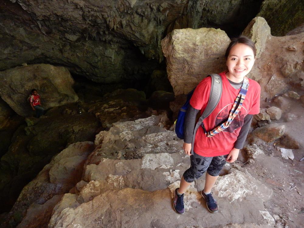 cave entrance sagada