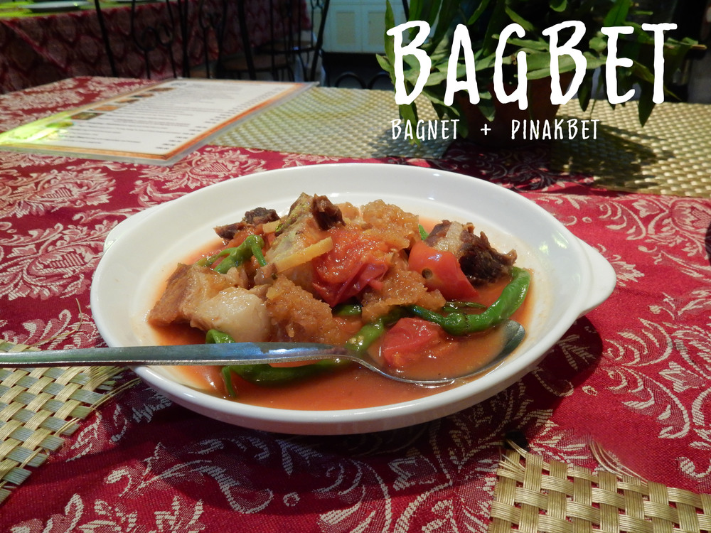Bagbet at La Preciosa Laoag City